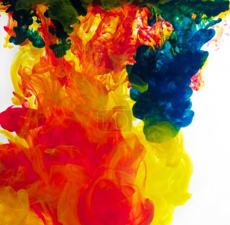 Photo for Colour abstraction - Royalty Free Image