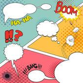 Comic Speech Bubbles