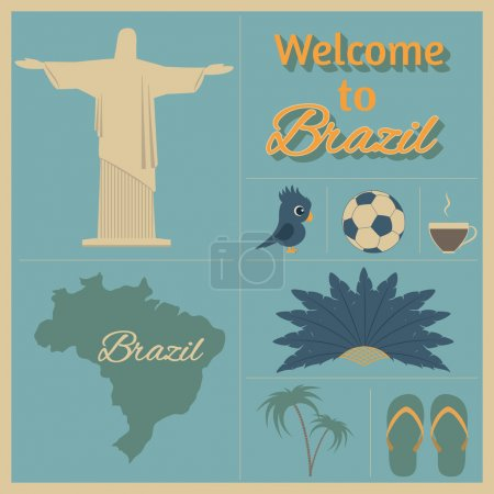 Brazilian soccer icons.