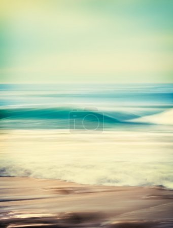 Wave Blur Abstract