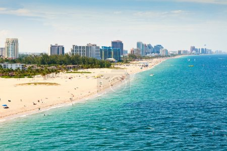Fort Lauderdale Beach, Ft. Lauderdale, Florida