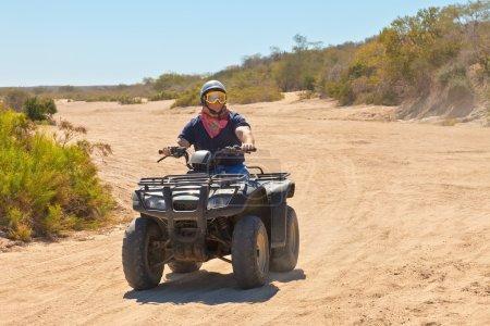 ATV in Mexico