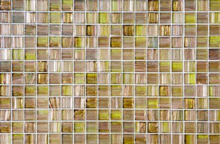 Modern Glass Mosaic Tiles Background