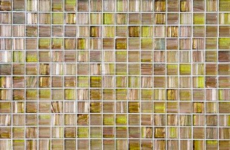 Photo pour Carreaux de mosaïque de verre moderne Fond - image libre de droit