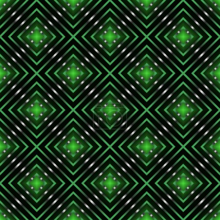 Colorful pattern abstract background