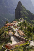 Scenic view of Masca, Tenerife, Canary Islands, Spain