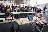 3D Drucken Konferenz auf Roboter und Entscheidungsträger Show