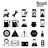 Car Auto icons