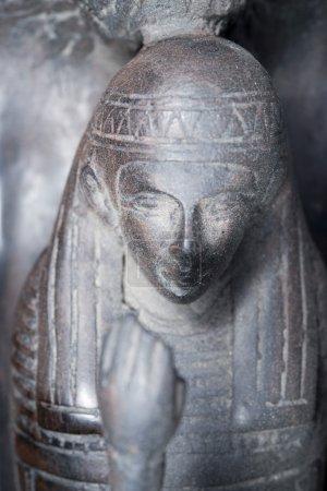 Photo pour Symbole de religion mort dieux égyptien Horus anubi - image libre de droit