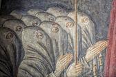 """Постер, картина, фотообои """"Средневековая церковь внутренний вид"""""""