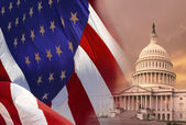 """Постер, картина, фотообои """"Вашингтон - Соединенные Штаты Америки"""""""