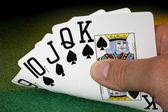 Straight Flush - Poker - Winning Hand