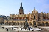 Krakow - Cloth Hall - Main Square - Poland