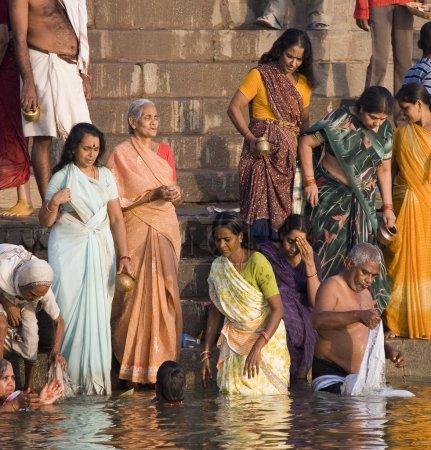 Hindu Ghats - Varanasi - India