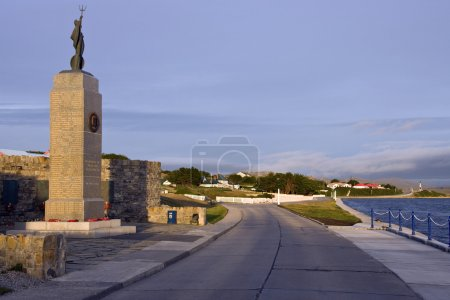 Falklands War Memorial - Stanley - Falkland Islands
