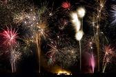 Firework Display - Guy Fawkes Night - England