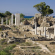 The Ruins of Salimis in Northern (Turkish) Cyprus....