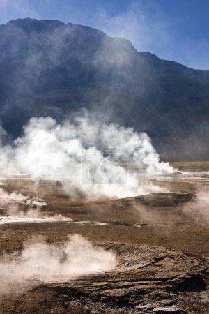 El Tatio Geyser Field - Atacama Desert - Chile