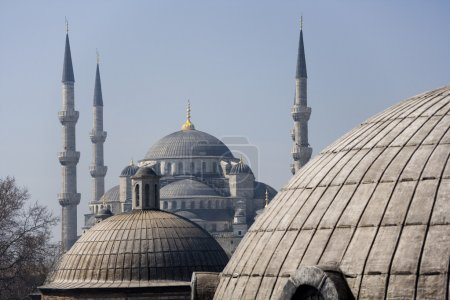 Blue Mosque - Istanbul - Turkey