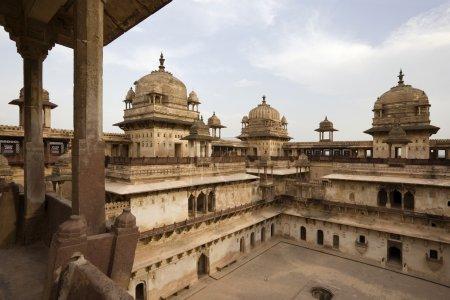 Jahangir Mahal - Orchha - India