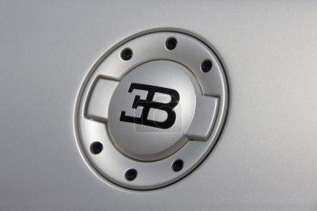 Bugatti Veyron Supercar Fuel Cap