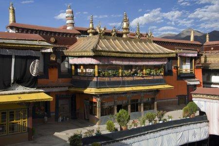 Jokhang Monastery - Lhasa - Tibet