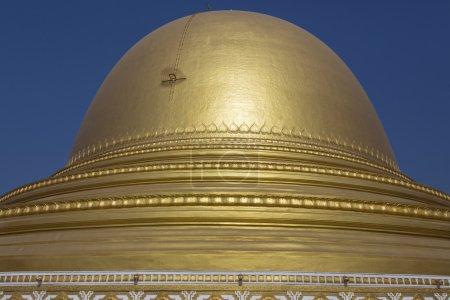 Photo for The Kaung Mu Taw Pagoda in the city of Sagaing in Myanmar (Burma). - Royalty Free Image