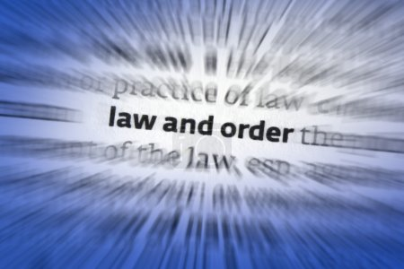 The Law - the system of rules that a particular co...