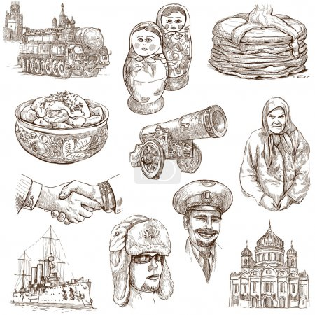 Russia Traveling