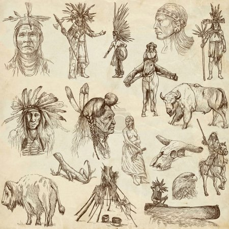 Indians and Wild West