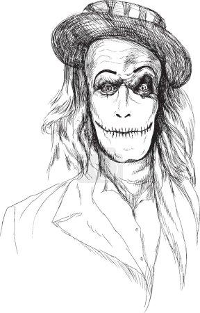 Portrait of an undead 5