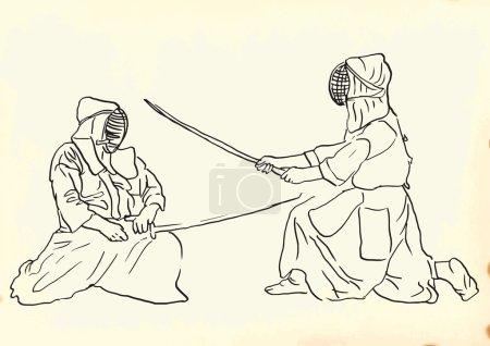 Budo - martial art