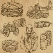 Traveling series: RUSSIA (set no.1) - Collection o...