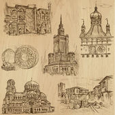 Architecture - Buildings and Landmarks