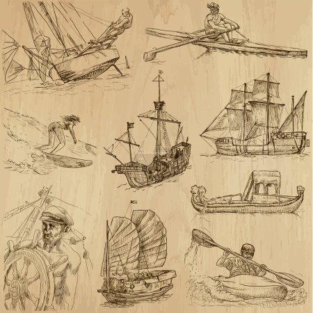 Ships and Boats no. 1