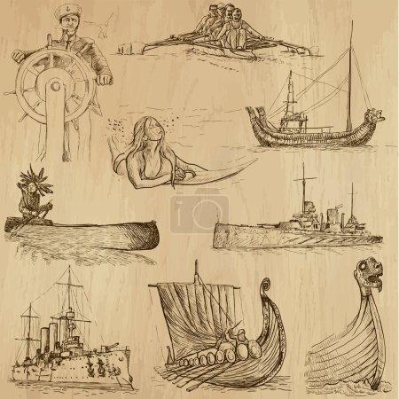 Ships and Boats no. 2