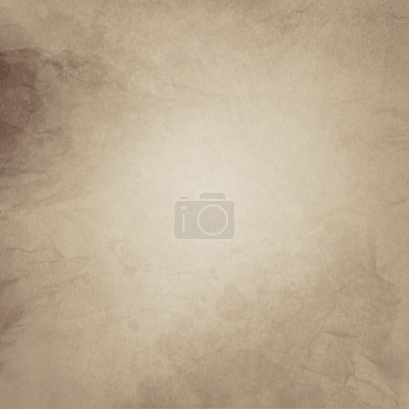 Photo for Vintage paper background and wrinkled style - Royalty Free Image