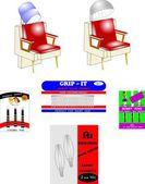 Kosmetika retro prvky