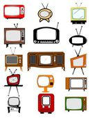 Retro tvs collection 15 in all