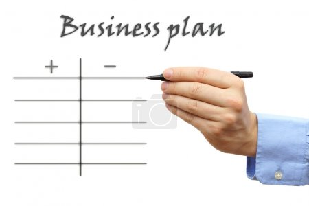 business plan with pros and contra