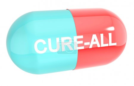 Cure-all capsule