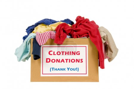 Clothes Donation Box