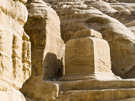 Petra in Jordan - tombs