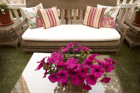 Outdoor Wicker forniture