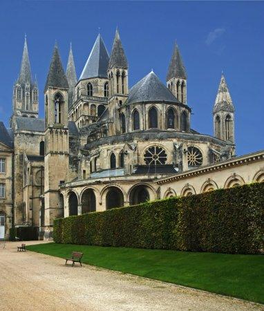 Monastery In Caen
