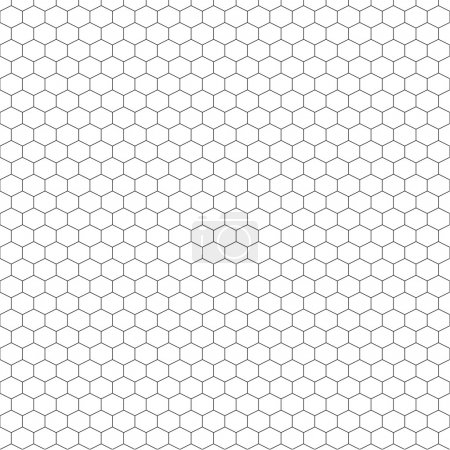 Honeycomb Outline
