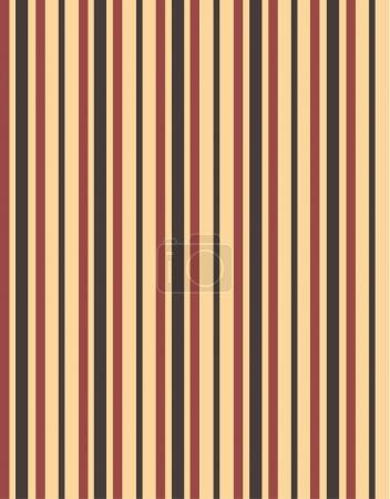 Victorian striped wallpaper