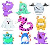 Halloween Monsters Pack 2