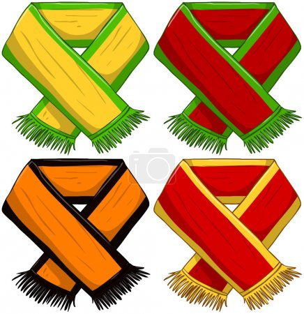 Sports Team Scarf Pack