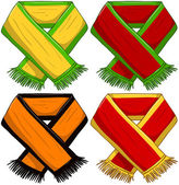Poster Sports Team Scarf Pack